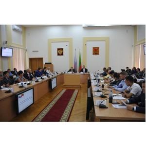 Борис Титов принял участие в заседании совета по улучшению инвестиционного климата в Забайкалье