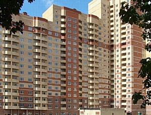 ЖК «Серебрянка» в центре Пушкино на заселении.