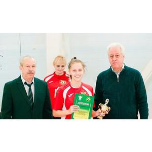 Футболистки университета завоевали золото и бронзу первенства России
