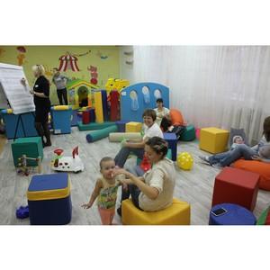 Свободное пространство для общения получат мамы Чусового при финансировании  ОМК