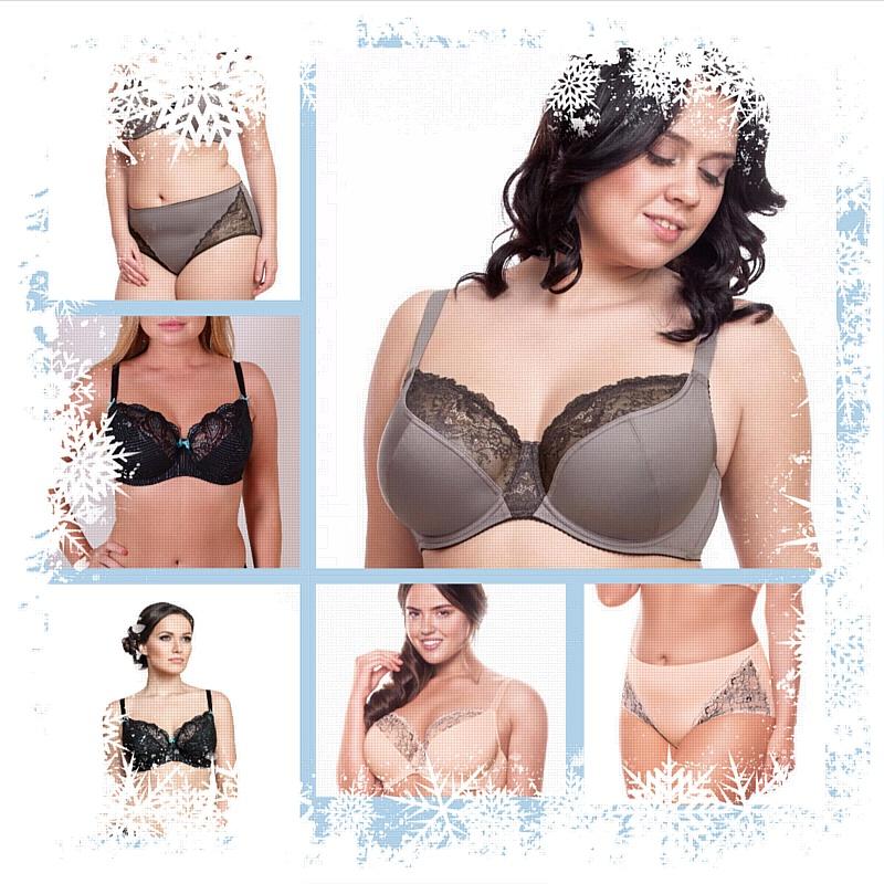 Помощь женщинам, которые хотят одеваться как леди или где купить нижнее белье для пышных красавиц.