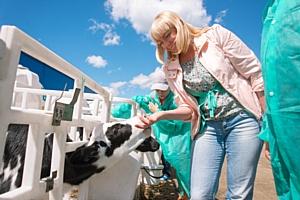 Агентство «Форсайт» приняло участие в запуске II этапа проекта «3 молочных продукта в день»