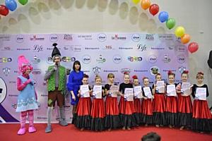 Более трех тысяч детей приняли участие в фестивале «Шаги»