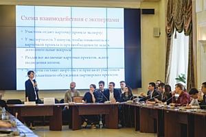 Союз призывников представил Рязань на форуме лучших проектных команд страны