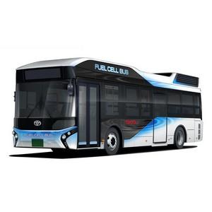 К 2017 году Toyota выпустит водородные автобусы