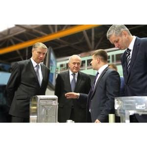 Разработки «Швабе» оценил Полпред Президента России