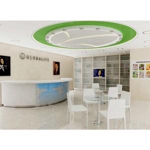 Herbalife открывает новый Центр продаж в Ангарске