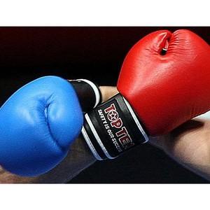Татьяна Захаренкова предоставила призы победителям юношеского турнира по боксу памяти Г. И. Шаткова