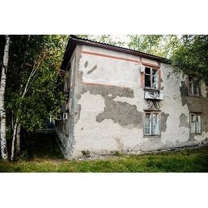 Активисты ОНФ в Югре добились признания аварийными домов по улице Восход в Сургуте