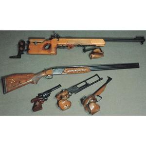 Росгосстрах в Пензе взял под свою защиту музейную коллекцию оружия