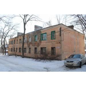 Воронежские активисты ОНФ добиваются расселения аварийного дома в Воронеже