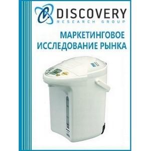 Анализ рынка электрочайников и термопотов в России