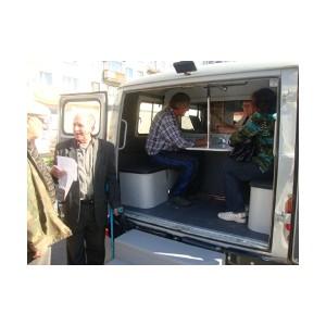 В сентябре сотрудники ПФР встретятся с жителями четырех сельских территорий Кузбасса
