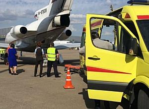 Медицинская авиация окажет срочную помощь