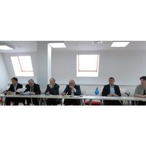 Заседание рабочей группы по подготовке XIII научно-промышленного форума