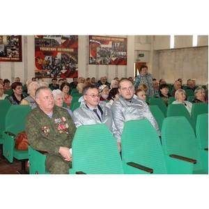 Волгоградские активисты ОНФ провели мероприятия ко Дню памяти воинов-интернационалистов