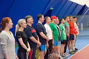 На Стойленском ГОКе стартовал турнир по большому теннису