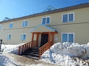 Представители ОНФ выявили дефекты в домах для переселенцев из аварийного жилья в Кировской области
