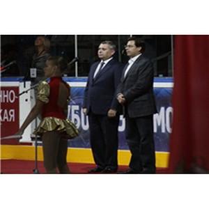 Стартовал «Кубок мэра Москвы по хоккею с шайбой – 2012»