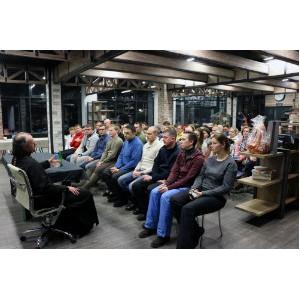 Сотрудники нижегородских предприятий «Союз Маринс Групп» встретили праздник Крещения Господня