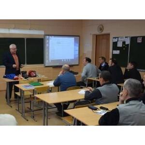 Марийские энергетики приняли участие в республиканском семинаре учителей ОБЖ