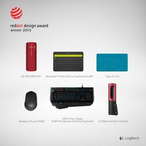 Шесть устройств Logitech отмечены премиями Red Dot 2015 Product Design Award