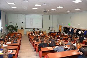 В День студента ставропольские вузы получили в подарок книги из библиотеки Сбербанка