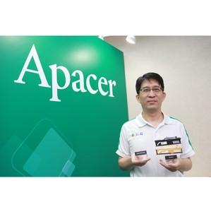 Преимущества бренда Apacer на Computex Taipei 2014