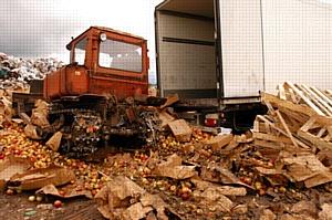 Более 8о тонн «санкционки» уничтожено смоленскими таможенниками