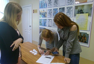 В Дзержинском филиале РАНХиГС состоялась акция «Супер – сессия»