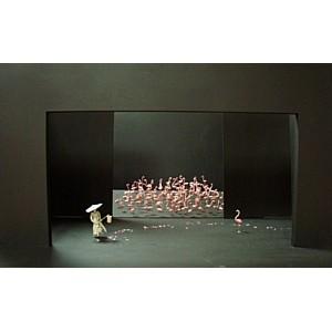 Выставка молодых художников театра «КЛИН8»