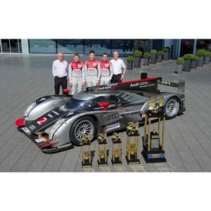 Castrol EDGE в п¤тый раз пройдет испытание на прочность вместе с Audi в гонке Ђ24 часа Ће-ћанаї