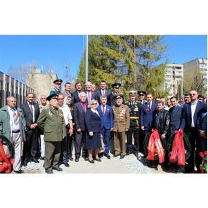 Национально-культурные организации Чувашии объединило Знамя Победы