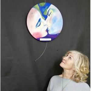 Встреча с автором энергетических картин, художницей из Твери Светланой Мучновой