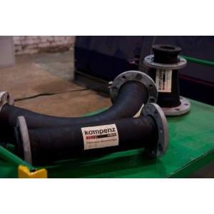 Резиновые отводы «Компенз-Вибро» с 3-х кратным запасом прочности