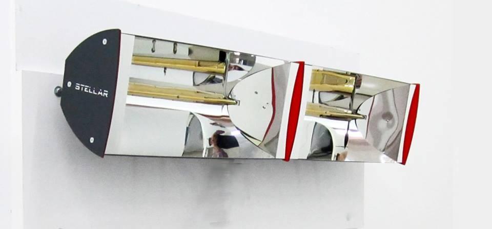 Stellar - инфракрасные обогреватели с защитой IP66