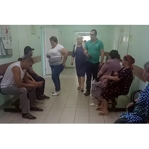 ОНФ в Югре проверили качество медицинских услуг в поликлиниках региона