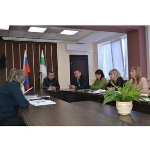 18 марта в Кадастровой палате прошла рабочая встреча