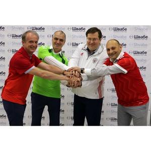 «Швабе» - партнер футбольных команд «Ассоциации врачей - любителей футбола»