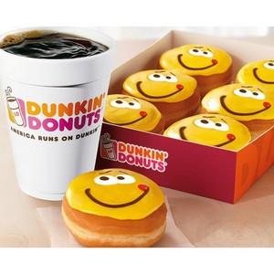 Dunkin' Donuts в России – 5 лет!