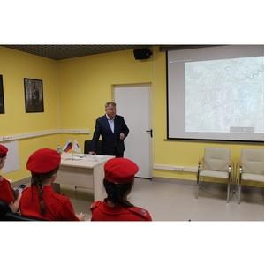 В Уфе в рамках проекта ОНФ «Равные возможности – детям» открылся кружок по истории Отечества