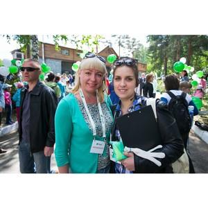 Коммуникационное агентство «Форсайт» организовало III Национальный «Зеленый марафон»
