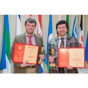 Группа компаний «Тополь» дважды лауреат национальной премии «Золотой медвежонок 2017».
