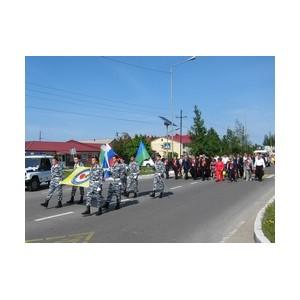 ОАО МПК «АНГГ» профинансировало организацию торжеств, посвященных дню Нижневартовского района