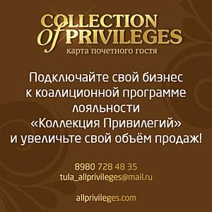Увеличьте свою прибыль легко и эффективно с программой лояльности Коллекция привилегий