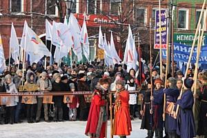 Челябинские активисты ОНФ отметили День народного единства