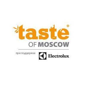 Секретный ингредиент от Electrolux на Taste!