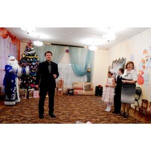 Сотрудники энергосбытовых компаний сделали подарок детскому дому «Радуга»