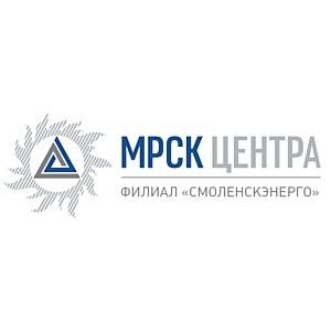 Лучшая бригада отдела учета электроэнергии и оптимизации потерь Смоленскэнерго работает в Смоленске