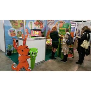 «Крошка Ру» представила современную методику изучения английского языка для малышей